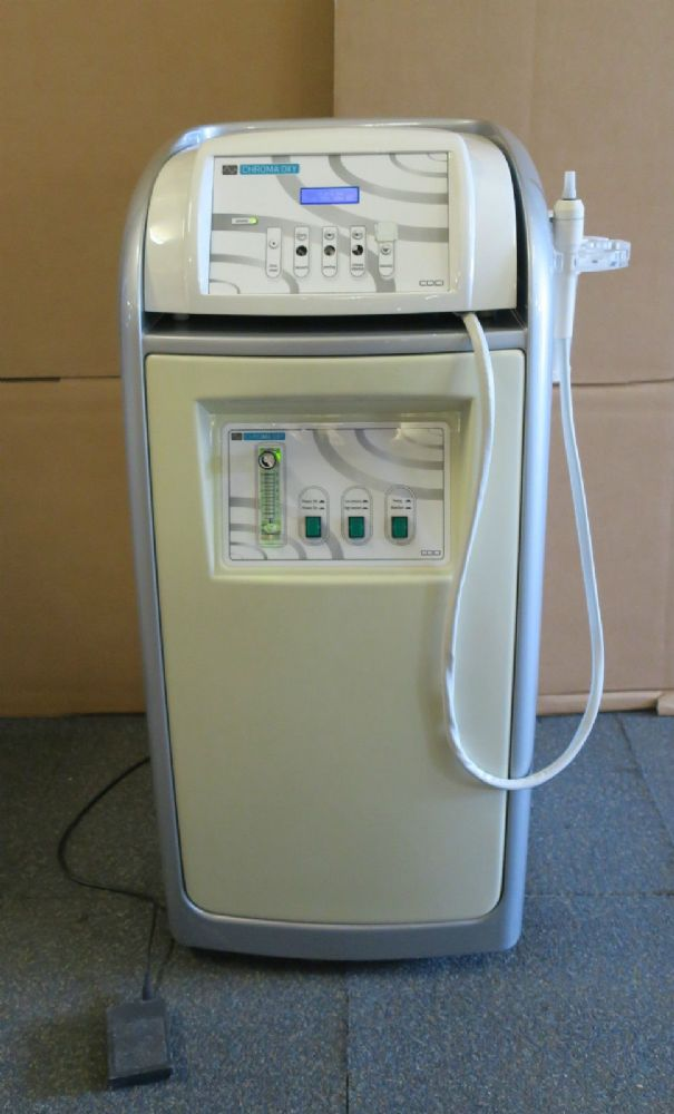 CACI Chroma OXY Oxygen Microdermabrasion Acne Light Therapy Beauty Machine